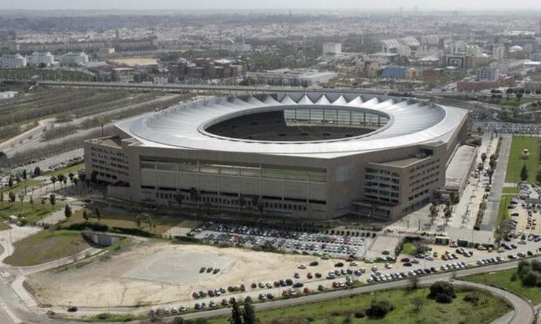 El estadio de La Cartuja continúa apostando por la economía local