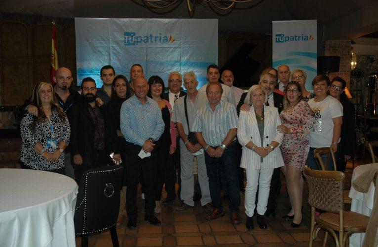 TÚpatria presenta al equipo provincial en Toledo