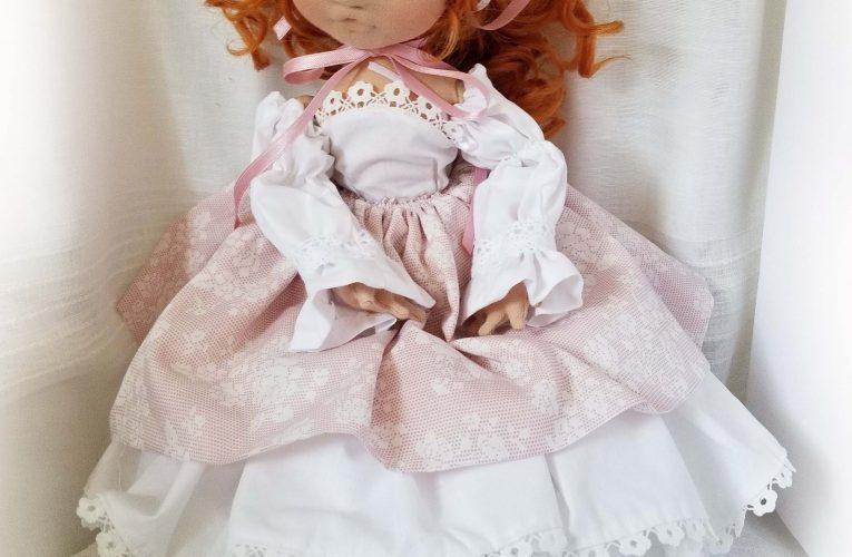 Mujercitas. Así se llamará la nueva colección de muñecas de Evaninas